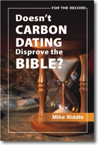 Creationism carbon dating